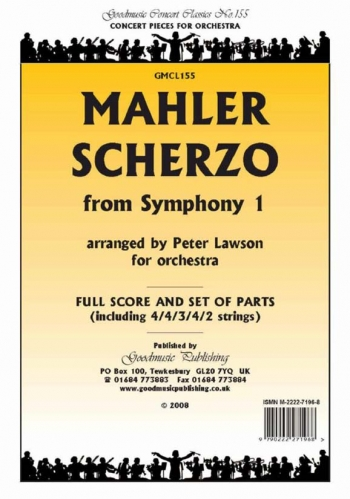 Orch: Mahler: Scherzo From Symphony No 1: Orchestra: Scandpts