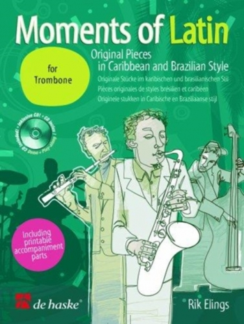 Moments Of Latin: Trombone: Bass Clef