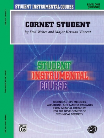 Student Instrumental Course: Cornet Student, Level I
