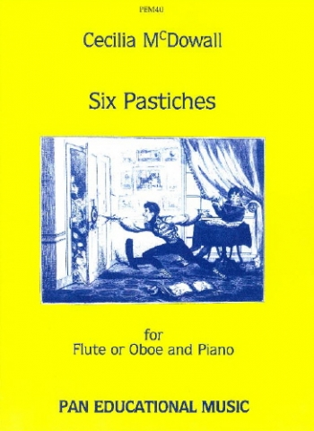 6 Pastiches: Flute And Piano
