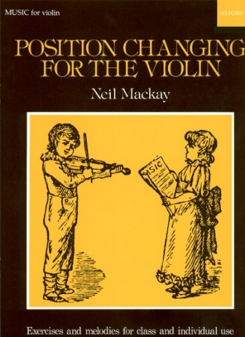 Position Changing: Violin: Tutor