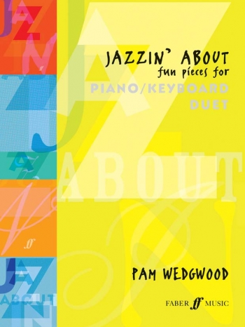 Jazzin About : Piano Duet