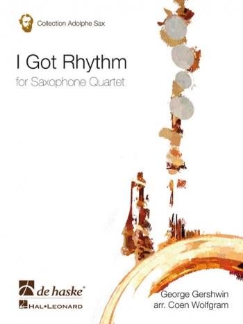 I Got Rhythm: Saxophone Quartet