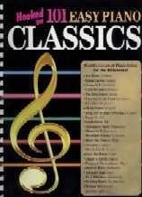 Hooked On 101 Easy Piano Classics: Easy