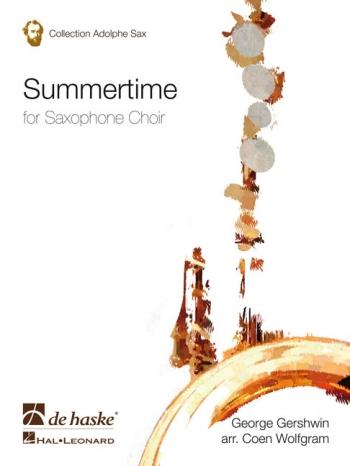 Summertime: Saxophone Choir SAAATB