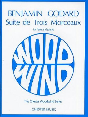 Suite De Trois Morceaux: Flute & Piano (Chester)
