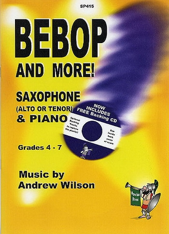 Bebop And More: Alto Or Tenor Saxophone (wilson)