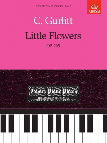 Little Flowers: Exam: Epp3 (Easier Piano Pieces) (ABRSM)