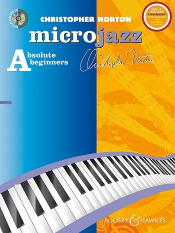 Microjazz For Absolute Beginners: Piano