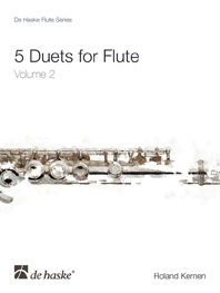 5 Duets For Flute: Vol 2: Intermediate