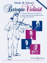 Baroque Violinist Violin & Piano (nelson)