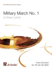 Military March: No 1: Brass Quintet