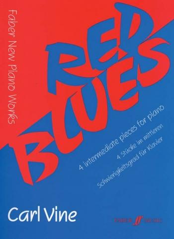 Red Blues: Piano Solo  (vine) (Faber)