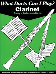 What Duets Can I Play: Clarinet Duet