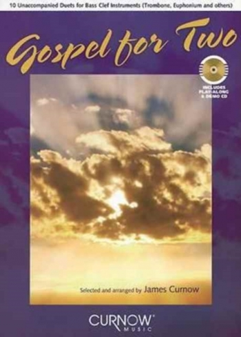 Gospel For Two: 10 Unaccompanied Duets: Bass Clef Instruments