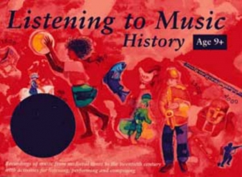 Listening To Music History 9+ : Percussion Book And Cd  (A & C Black)