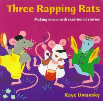 Acb: 3 Rapping Rats: Percussion: Music Edition  (A & C Black)