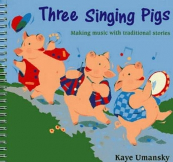 3 Singing Pigs: Percussion: Music Edition  (A & C Black)