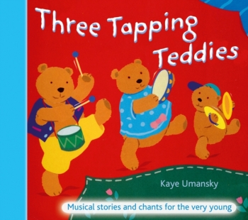 3 Tapping Teddies: Vocal: Music Edition  (A & C Black)