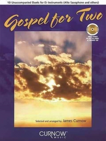 Gospel For Two: 10 Unaccompanied Duets: Eb Instruments