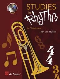 Studies In Rhythm: Trombone: BClef/TClef
