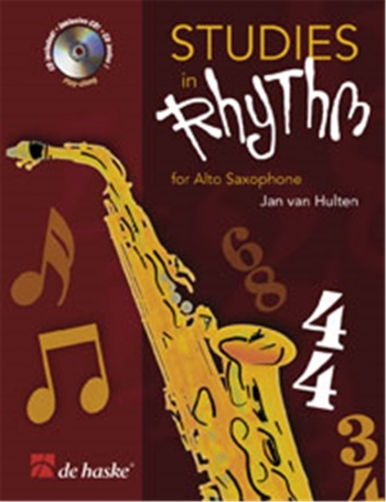 Studies In Rhythm: Alto Saxophone