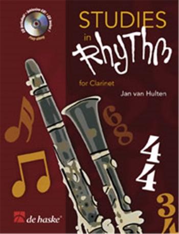 Studies In Rhythm: Clarinet
