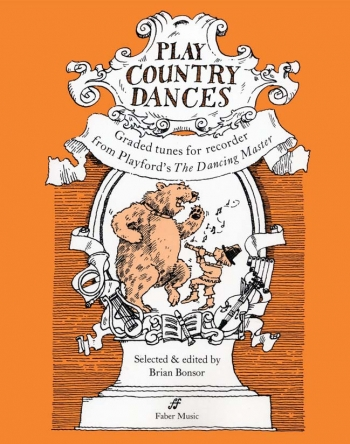 Play Country Dances: Recorder Solo