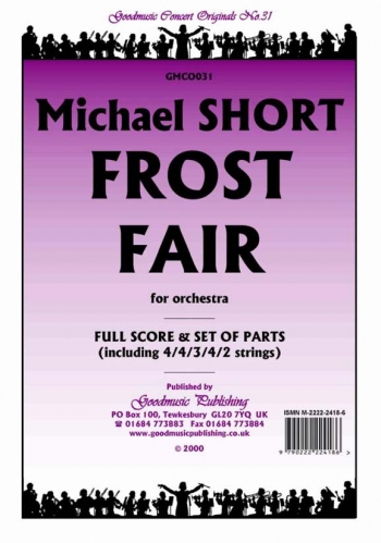 Orch/short/frost Fair/orchestra/scandpts