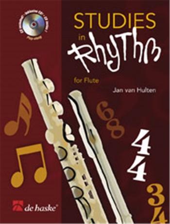 Studies In Rhythm: Flute Book & CD