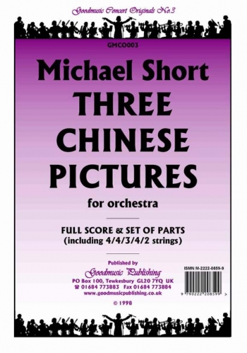 Orch/short/3 Chinese Pictures/orchestra/scandpts