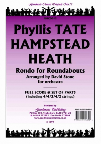 Orch/tate/hampstead Heath; Rondo For Roundabouts/orchestra/scandpts