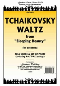 Waltz From Sleeping Beauty: Orchestra Score & Parts