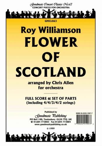 Orch/williamson/flower Of Scotland/orchestra/scandpts