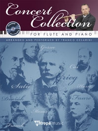 Concert Collection: Various: Flute Book & CD
