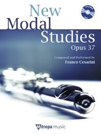 New Modal Studies: Op 37: Flute Book & CD