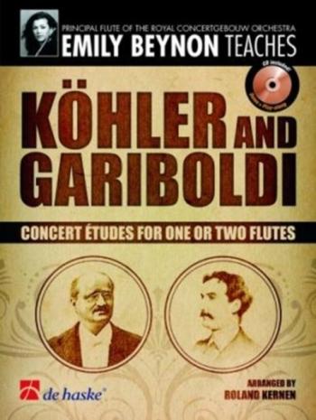 Emily Beynon Teaches: Kohler And Gariboldi: Concert Studies: Flute Or Flute Duet