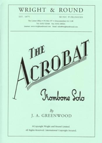Acrobat The: Trombone & Piano