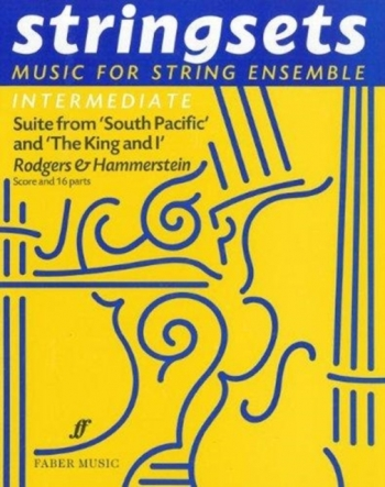 Stringsets: Suite From South Pacific And The King And I: String Ensemble (Rodgers and Hammerstein)