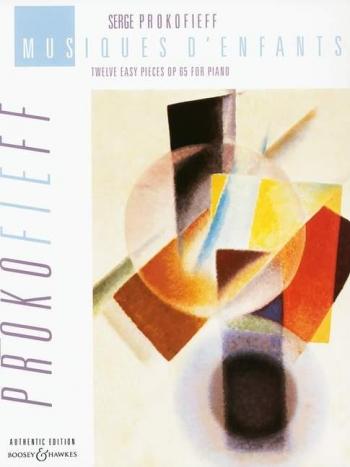 Musiques Denfants Op.65: Piano (B&H Ed)