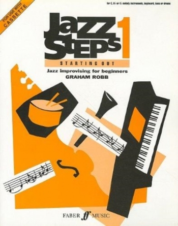 Jazzsteps 1 Starting Out/c Instruments, Drums/activity Book