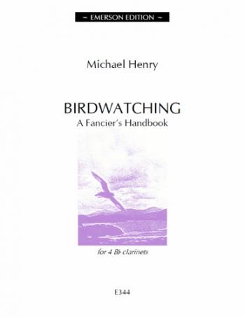 Birdwatching: Clarinets: Quartet