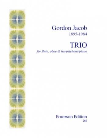Trio: Woodwind Trio: Score and Parts