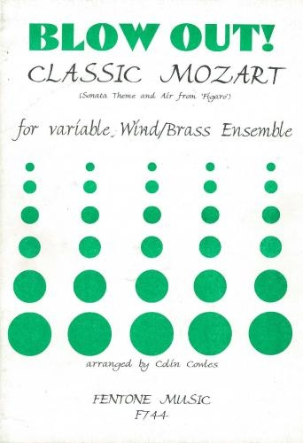Blow Out: Classic Mozart: Wind: Brass Ensemble