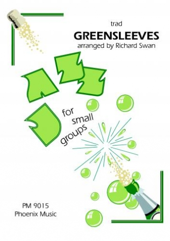 Ens/pjazz/greensleeves/small Jazz Ensembles/scandpts