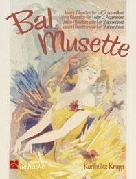 Bal Musette: Accordion Solo Or Duet