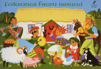 Folksongs From Ireland: Vocal