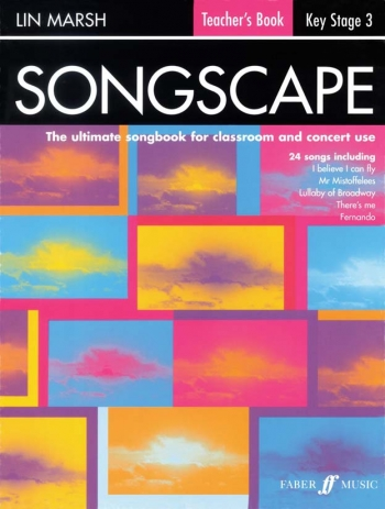 Songscape Teachers Book: Vocal: Ks3