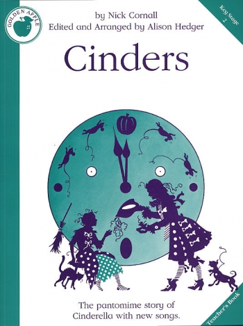Cinders-Teachers Book-Vocal-Cantata-Ks2