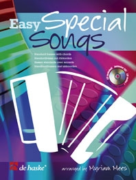Easy Special Songs: Accordion: Book & CD